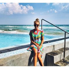 Colorful Sri Lanka! This dress is from @misterzimi