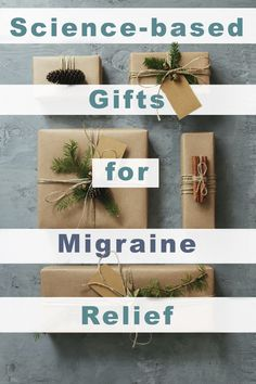 Whether you're buying holiday gifts for yourself or a loved one, the items on our gift guide will bring much-needed relaxation and relief to any migraine sufferer this holiday season. Migraine Triggers, Migraine Relief, Holiday Gift Guide, Holiday Fun, Holiday Gifts, Nausea Relief, Anti Nausea, Remedies For Nausea, Relaxation Exercises