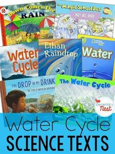 Water Cycle Nonficti