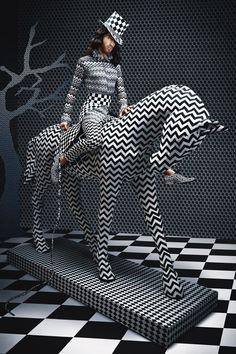 Patterns #fashion #art