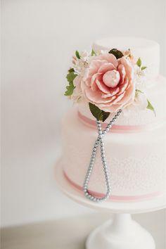 perfect wedding cake / Anthony Hoang Photography