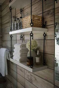They are the Perfect Storage not only in the kitchen but also in your bathroom!