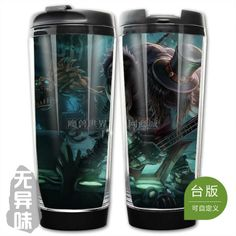 League of Legends LOL Pentakill Yorick Plastic Coffee Cup - See more at: http://www.lol2011.com/en/coffee-cup/league-of-legends-lol-pentakill-yorick-plastic-coffee-cup.html