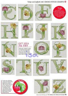 Gallery.ru / Photo # 40 - The world of cross stitching 123 - tymannost