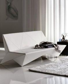 modern sofa beds Origami Modern Leather Sofa-Bed By Cattelan Italia Leather Sofa Bed, Modern Leather Sofa, Leather Furniture, Sofa Furniture, Furniture Design, Modern Sofa, Modern Furniture, Modern Beds, Furniture Showroom