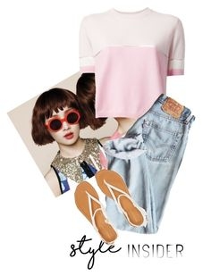 """""""Untitled #16"""" by binbirin on Polyvore featuring Fendi and Aéropostale"""