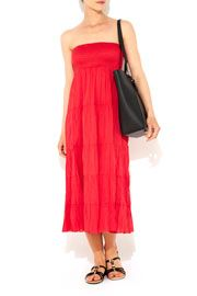Red Two Way Dress  #WallisFashion