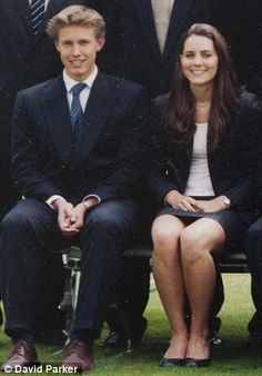 Kate former boyfriend | Royal Wedding: Kate Middleton and Prince William's old flames are ...