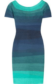 Herve Leger color combo