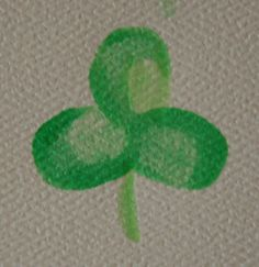 St. Patrick's Day: Easy last minute arts  crafts - In Lieu of Preschool