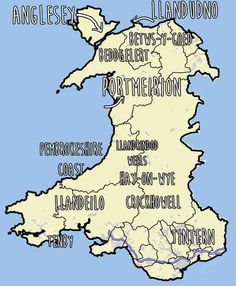 12 Breathtaking Places In Wales You Need To Visit - Mind you, there are plenty more that are not on this list that are lush too! The Places Youll Go, Places To See, Wales Map, Sir Anthony Hopkins, Visit Wales, England And Scotland, Nature Quotes, British Isles, Great Britain