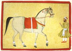 A Royal Horse with his Groom  1640