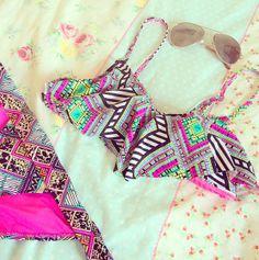 Cutest bathing suit!