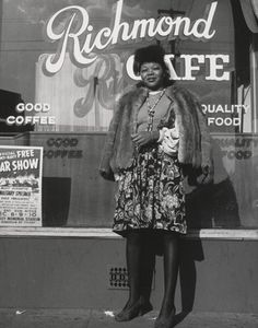 Dorothea Lange. Richmond, California. 1942