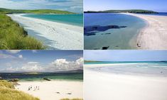 The top 10 islands for beautiful beaches in SCOTLAND