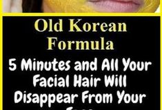 1-103 Remove Unwanted Facial Hair, Hair Removal, How To Remove, Epilating