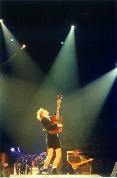 Angus Young, Ac Dc, Man Alive, Pop Group, Cool Bands, Rock N Roll, Heavy Metal, Concert, Silver Stars
