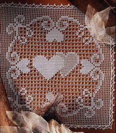 Filet crochet patterns for crochet curtains Filet Crochet, Crochet Motifs, Crochet Diagram, Crochet Chart, Thread Crochet, Knit Or Crochet, Crochet Doilies, Crochet Flowers, Crochet Stitches