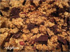 granola comme les country crisp chocolat de Jordans