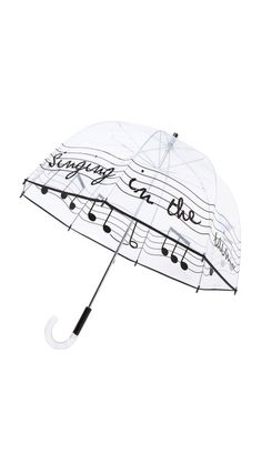 Singing in the Rain Umbrella  http://rstyle.me/n/ear6fpdpe