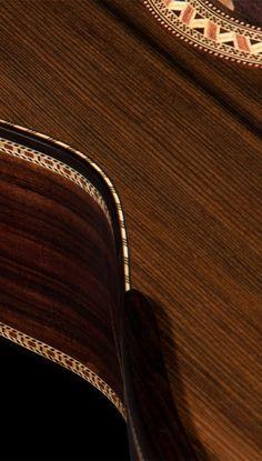 Indian Rosewood B&S, Sinker Redwood Doubletop Concert Classical Guitar