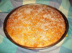 Algerian Khobz El Dar -- Semolina Bread