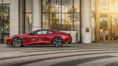 "The ""Live Aston Martin"" suite package at @waldorfbevhills brings exclusive access to an Aston Martin to drive through the streets of Beverly Hills. #luxury #astonmartin @astonmartinamericas"