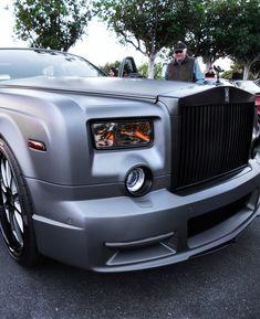 Rolls Royce Matte by Mansory