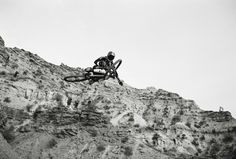 Look Back: Red Bull Rampage 2012 - Black and White - Pinkbike