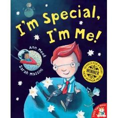"""All About Me Unit: """"I'm Special, I'm Me"""" by Ann Meeks"""
