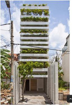 green architecture sustainable living