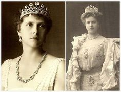 The Royal Order of Sartorial Splendor: Tiara Thursday: Princess Andrew's Tiara