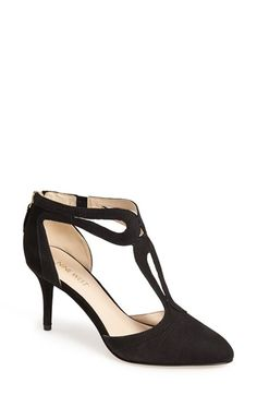 Nine+West+'Endearing'+T-Strap+Pump+(Women)+available+at+#Nordstrom