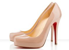 Go Nude with Louboutin