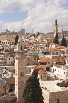 -Jerusalem, Israel, Middle East