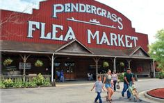 Pendergrass Flea Market has one mission: to provide a special place for families to come together and enjoy a world full of culture, in their own backyard.