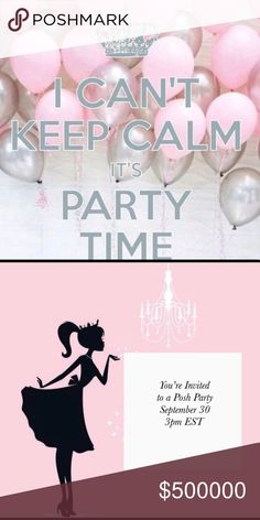 I'm Co-Hosting my First Posh Party! 🎉🎈🎊🍾 I'm so excited to be Co-Hosting my First Posh Party! Can't wait to Party with all my PFFs!  Please help me spread the news by tagging all your PFFs! Can't wait to Party with all of you! 💞💞💞XOXO Maria  You must be Posh Compliant to be considered for a Host Pick! @mlb1006 Other