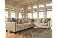 Kieman 3-piece sectional is custom made for those who demand nothing less than the best. Turning heads with a chic, clean profile, it's also crafted for exceptional comfort and support. Once you experience the difference of individually wrapped pocketed coil seating, there's just no going back.