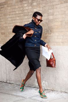 Oroma at #NYFW SS 2012 captured by Vanessa Jackman
