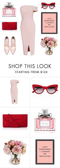 """Je ne sais pas quoi"" by dianazhan on Polyvore featuring мода, Dolce&Gabbana, L.K.Bennett и Christian Dior"