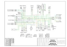 Gy6 Wiring Diagram Schematic Download Howhit 150cc With