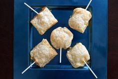 Baked Brie Pops