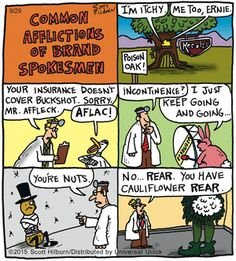 The Argyle Sweater  (Sept/29/2015). Scott Hilburn.