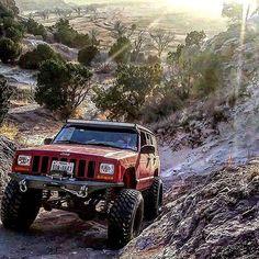 #jeep #xj #cherokee