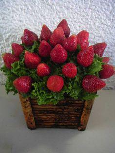strawberry surprise:)