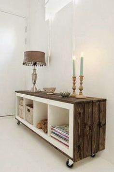 De lunes a domingo: Ideas para personalizar la estantería Kallax de Ikea ¡y transformarla en una pieza única!