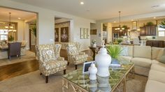 Imagine not being confined by space and having a huge open #livingroom like in this Stowe!