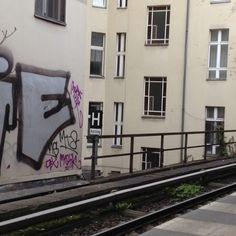 Trainstation in.Berlin