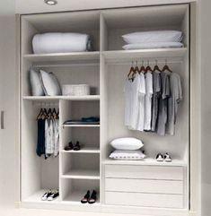 60 Model Lemari Pakaian Minimalis  - Kamar tidur merupakan salah satu tempat favorit di dalam rumah. Dan seperti yang sudah kami katakan b...