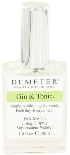 Demeter Gin & Tonic Cologne Spray for Men (1 oz/29 ml)
